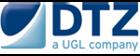 DTZ Debenham Tie Leung logo