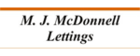 MJ Mcdonnell Lettings