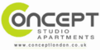 Concept Studio Apartments logo