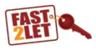 Fast2Let logo