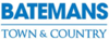 Batemans Sales and Rentals logo