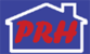 PRH Estate Agents logo