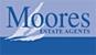 Moores Estate Agents logo