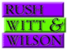 Rush Witt & Wilson - Hastings logo