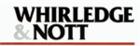 Whirledge & Nott logo