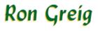 Ron Greig logo