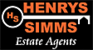Henrys Simms Estate Agents logo