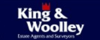 Marketed by King & Woolley