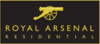 Royal Arsenal Residential logo