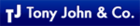 Tony John & Co logo
