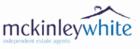 McKinley White logo
