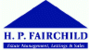 HP Fairchild logo