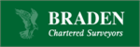Braden Chartered Surveyors logo
