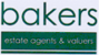 Bakers Estate Agents logo