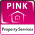 Pink Property Services logo