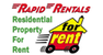 Marketed by Rapid Rentals