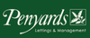 Marketed by Penyards Property Management and Lettings