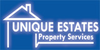 Unique Estates Property Services logo