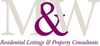 M&W Sales and Lettings logo