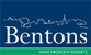 Bentons The Estate Agents logo