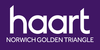 haart Estate Agents - Norwich Golden Triangle logo