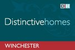Distinctive Homes, Winchester Lettings logo
