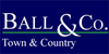 Peter Ball & Co Estate Agents Town & Country Office logo