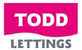 Marketed by Todd Lettings