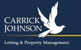 Carrick Johnson logo