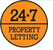 24-7 Property Letting Ltd (Glasgow East End) logo