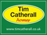 Hartleys & Tim Catherall Homes logo
