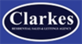 Clarkes Estate and Letting Agents logo