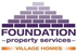Foundation Village Homes logo