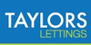 Taylors Residential Lettings logo