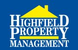Highfield Property Management logo