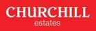 Churchill Estates logo