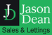 Jason Dean Sales & Lettings logo