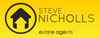 Steve Nicholls Estate Agents logo