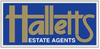 Halletts logo