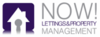 Now! Lettings logo
