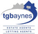 TG Baynes Estate Agents logo