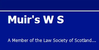 Marketed by Muirs WS ~ Solicitors