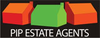 PIP Estate Agents logo
