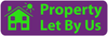 Property Let by Us logo