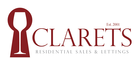 Clarets Estate Agents logo