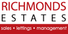 Richmonds Estates logo