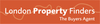 London Property Finders logo