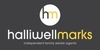 Marketed by Halliwell Marks