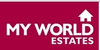 My World Estates logo