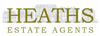 Heaths Estate Agents logo